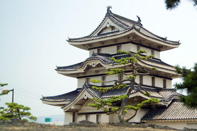 Takamatsu Castle, Takamatsu, Japan
