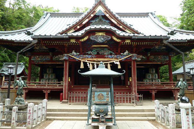 Takaosan Yakuo-in Yuki-ji Temple, Hachioji, Japan