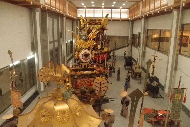 Takayama Festival Floats Exhibition Hall, Takayama, Japan