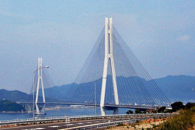 Tatara Bridge, Onomichi, Japan