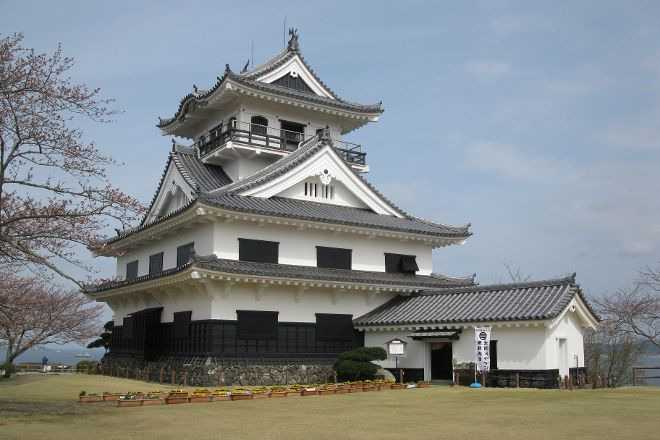 Tateyama Castle (Hakkenden Museum), Tateyama, Japan
