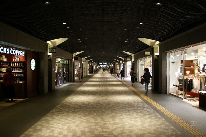 Tenjin Underground Shopping Center, Fukuoka, Japan