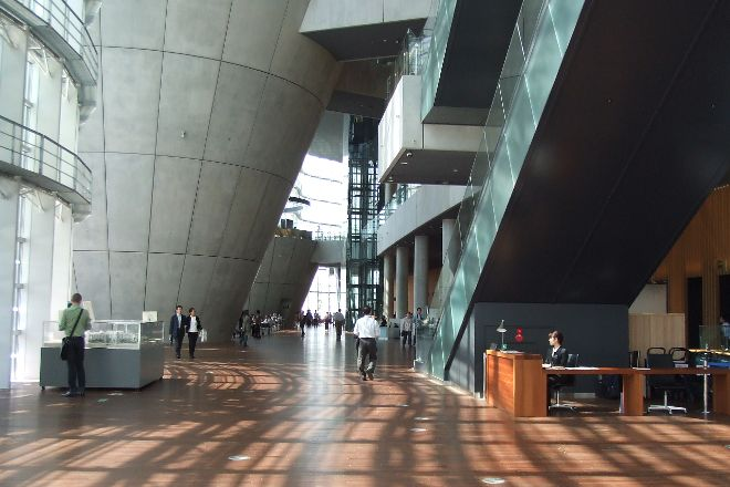 The National Art Center, Tokyo, Roppongi, Japan