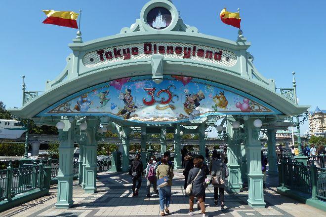Tokyo Disneyland, Maihama, Japan