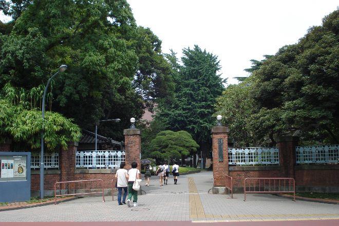 Tokyo University of the Arts, Uenokoen, Japan