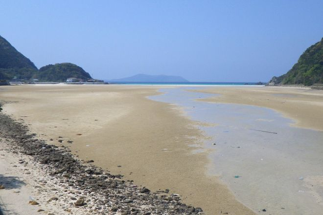 Tontomari Beach, Goto, Japan