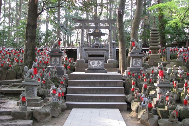 Toyokawa Inari Temple, Toyokawa, Japan