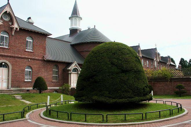 Trappistine Monasteries, Hakodate, Japan