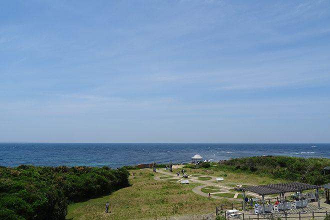 Tsunoshima Lighthouse Park, Shimonoseki, Japan