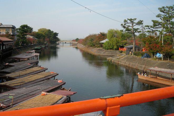 Uji River, Uji, Japan