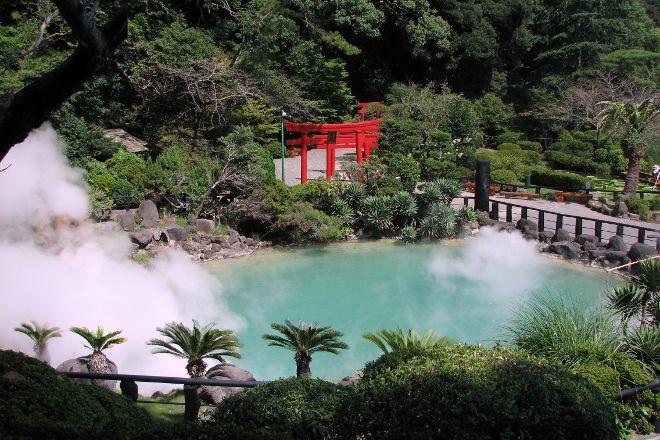 Umi Jigoku, Beppu, Japan