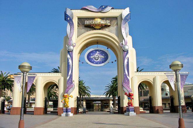 Universal Studios Japan, Konohana, Japan