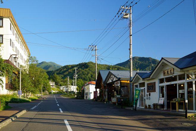 Utoro Onsen, Shari-cho, Japan