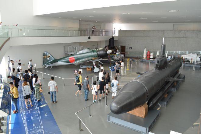 Yamato Museum, Kure, Japan