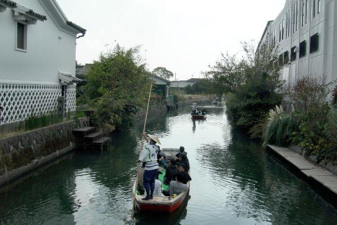 Yanagawa River Boat, Yanagawa, Japan
