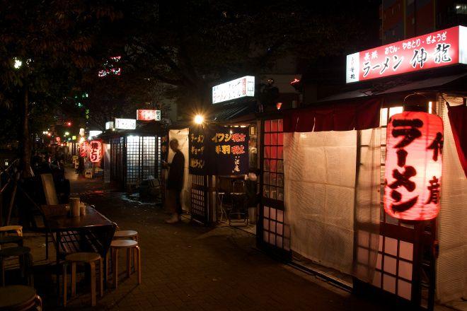 Yatai, Fukuoka, Japan