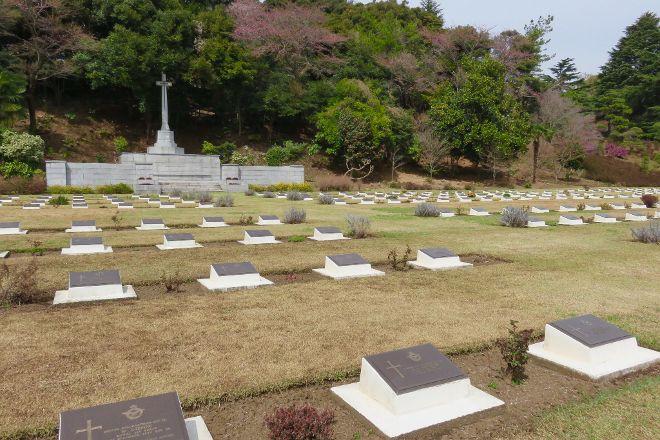 Yokohama War Cemetery, Yokohama, Japan
