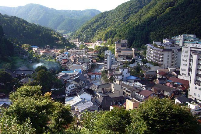 Yumura Onsen, Shinonsen-cho, Japan