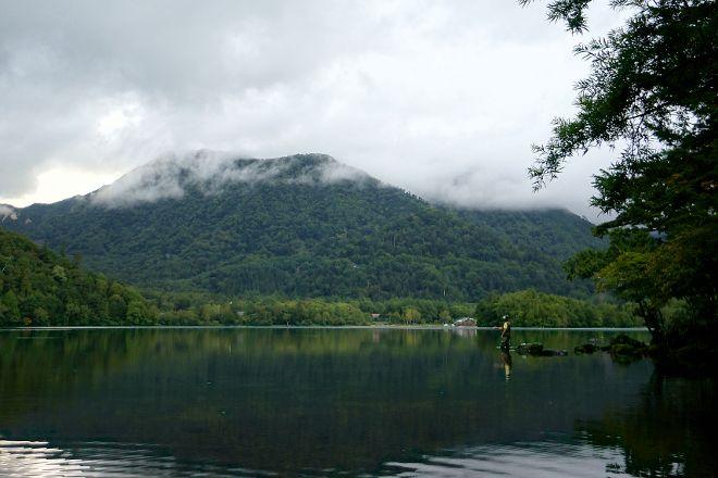 Yunoko Lake, Nikko, Japan
