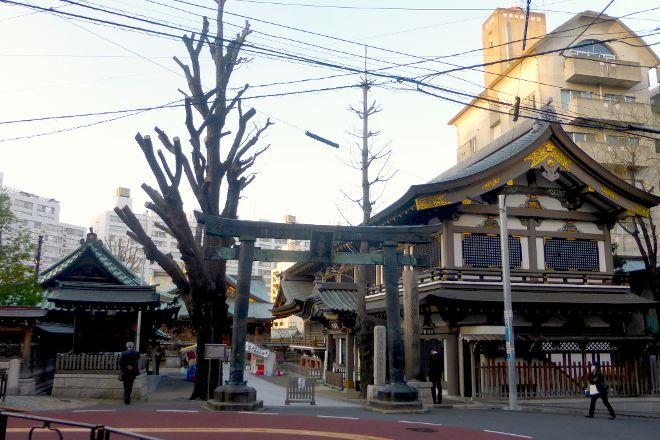 Yushima Tenmangu, Bunkyo, Japan