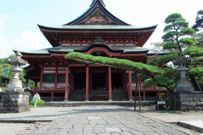 Zenkoji Temple, Kofu, Japan