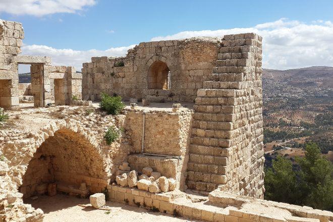 Ajloun Castle, Jerash, Jordan