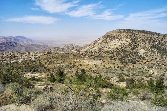 Dana Nature Reserve, Dana, Jordan