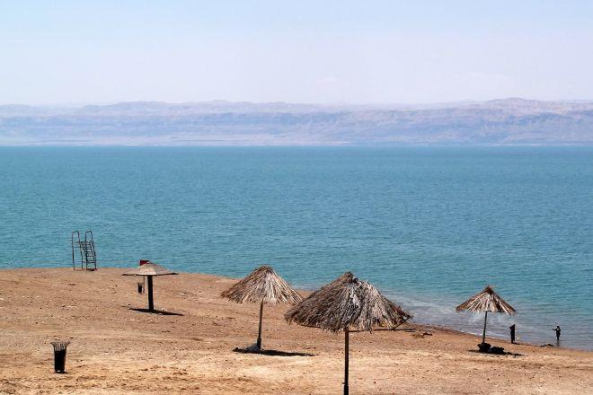 O Beach, Dead Sea Region, Jordan