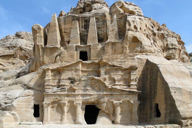 Obelisk Tomb, Petra - Wadi Musa, Jordan