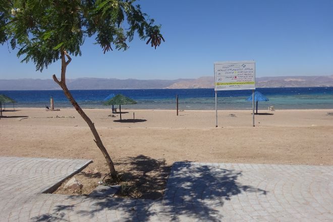 South Beach, Aqaba, Jordan