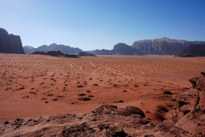 Wadi Rum Protected Area, Wadi Rum, Jordan
