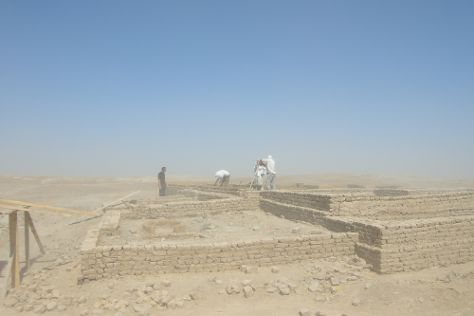 Archaeological Site of Otrar, Otrar, Kazakhstan