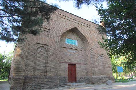 Karahan Mausoleum, Taraz, Kazakhstan