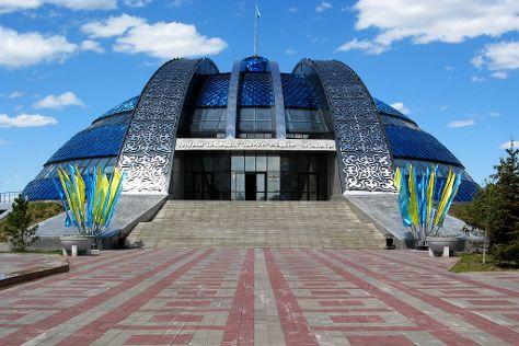 Temirtausky City Local Lore and History Museum, Temirtau, Kazakhstan