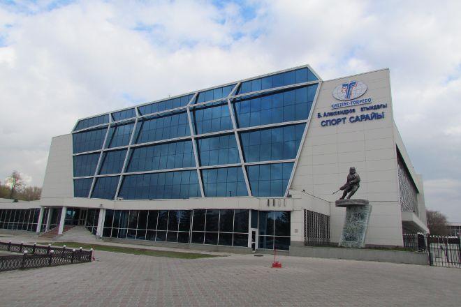Boris  Alexandrov Sports Palace, Oskemen, Kazakhstan