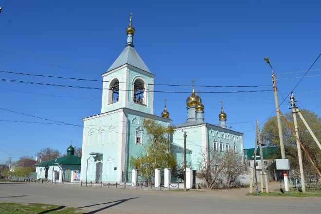 Cathedral of Archangel Mikhail, Oral, Kazakhstan