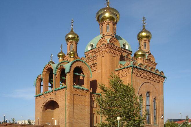 Cathedral of the Annunciation, Pavlodar, Kazakhstan