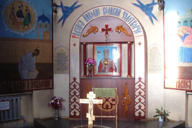 Chapel of St. Nicholas, Pavlodar, Kazakhstan