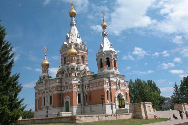 Christ The Savior Cathedral, Oral, Kazakhstan