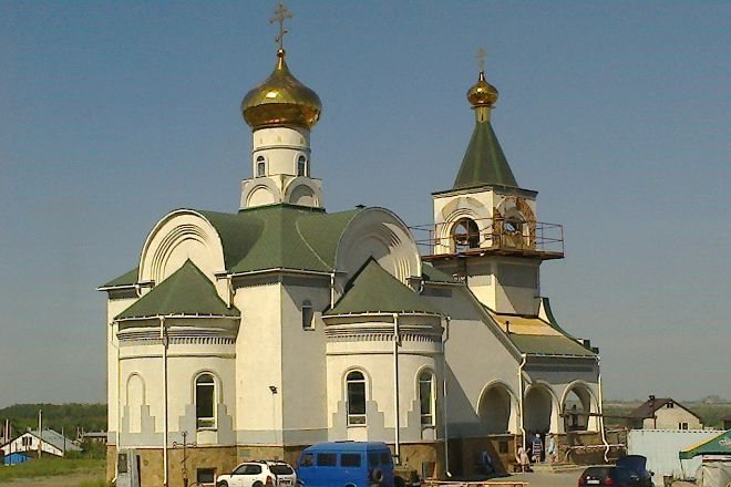 Holy Cross Church, Karaganda, Kazakhstan