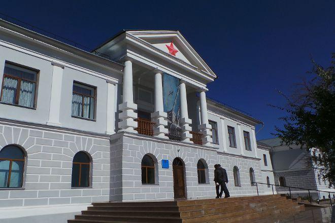 KarLag / Museum of Political Repression Victims' Memory of the Dolinka Settlement, Karaganda, Kazakhstan