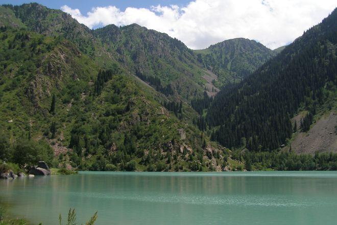 Lake Issyk, Esik, Kazakhstan
