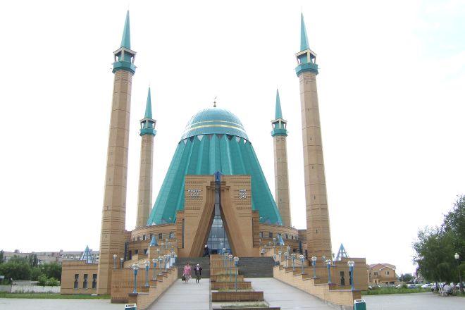 Mashkhur-Jusup Mosque, Pavlodar, Kazakhstan
