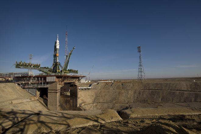 Museum of Baikonur Cosmodrome History, Baikonur, Kazakhstan