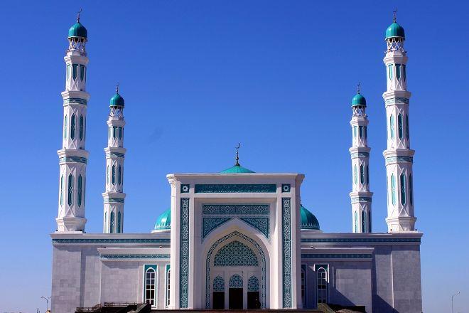Regional Central Mosque, Karaganda, Kazakhstan