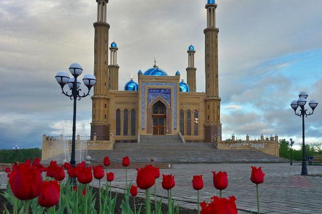 Ust-Kamenogorsk City Mosque, Oskemen, Kazakhstan