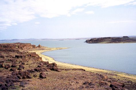 Lake Turkana, Turkana District, Kenya