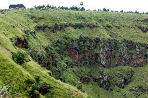 Menengai Crater, Nakuru, Kenya