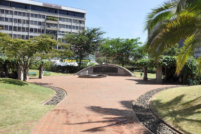 American Embassy Memorial Garden, Nairobi, Kenya