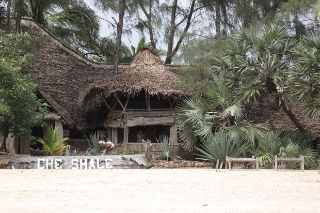 Che Shale Beach, Mambrui, Kenya